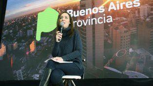 Vidal desplazó al jefe de la custodia del edificio de la Gobernación en La Plata