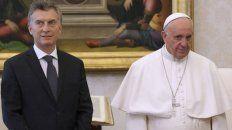 en una carta, el papa le advierte a scholas que teme resbalen en el camino de la corrupcion