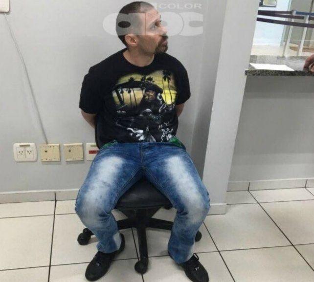 Detuvieron a Pérez Corradi, acusado de ser autor intelectual del triple crimen de General Rodríguez