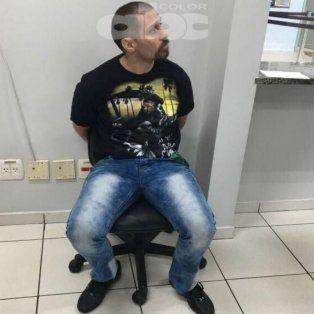 detuvieron a perez corradi, acusado de ser autor intelectual del triple crimen de general rodriguez