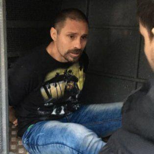 las fotos de perez corradi, arrestado esta manana en paraguay