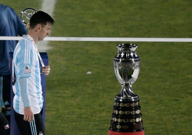 Los memes explotaron y no hubo piedad con Messi tras otra final perdida con la Argentina