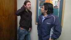 La primera vez. 3 de agosto de 2007, fecha en que Maradona pidió conocer a Messi. La charla se dio en Rosario.