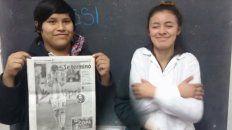 El video fue armado por alumnos y docentes de la escuela Nº 2013.