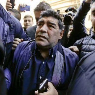 Diego Maradona revoluicionó la Asociación del Fútbol Argentino (AFA).