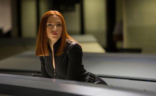 Scarlet Johansson admitió que Black Widow es el personaje favorito de su carrera
