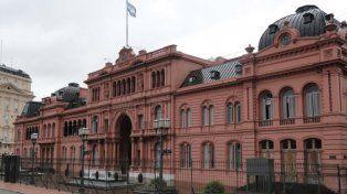 La Casa de gobierno nacional recibió un llamado intimidatorio mientras Macri esta reunido con la ministra Bullrich.