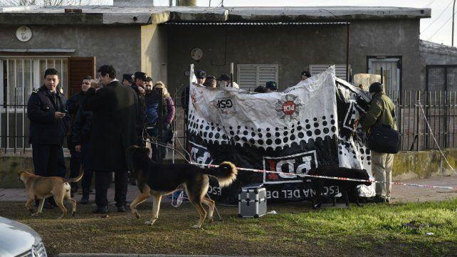 El crimen ocurrió ayer a la mañana en la zona de Buenos Aires y Alzugaray.