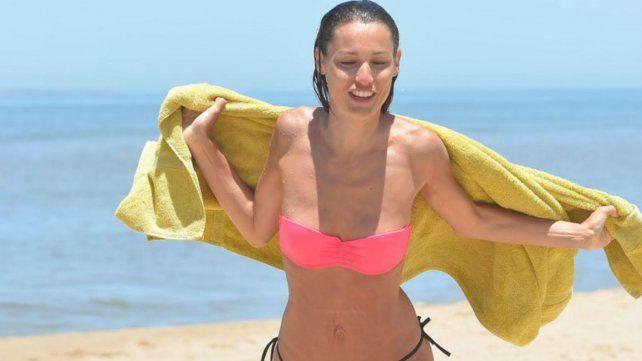 Pampita puso otra vez al rojo vivo las redes sociales con una sensual foto de sus vacaciones