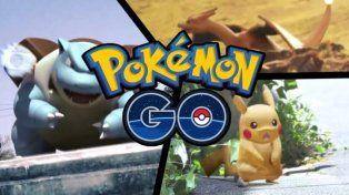 Pokémon Go no llegará a la Argentina.