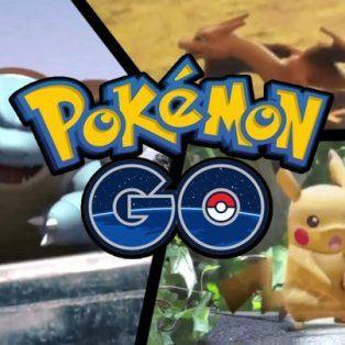 Pokémon Go ya llegó a la Argentina.