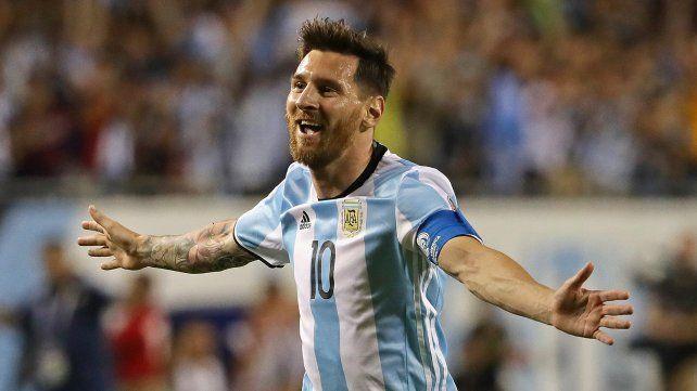 Leo Messi vuelve a la selección nacional.