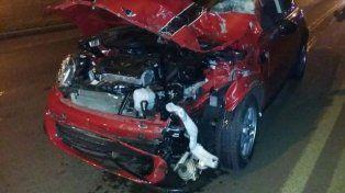 El padre le regaló el Mini Coopera a la menor de 15 años que mató al motociclista.