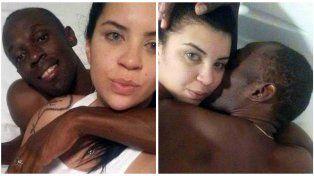 La mujer que pasó la noche con Bolt y publicó las fotos contó cómo la pasó en la cama