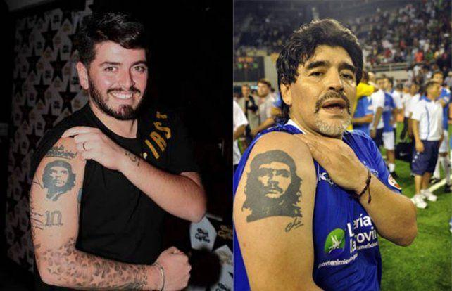 Sos mi hijo, le dijo Maradona a Diego Jr. por primera vez en un encuentro de reconciliación