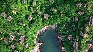 Houtouwan, el pueblo que ha sido tomado por la naturaleza