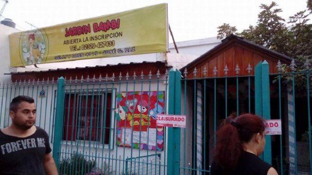 Clausuran un jardín de infantes por una denuncia de abusos contra niños de 3 y 4 años