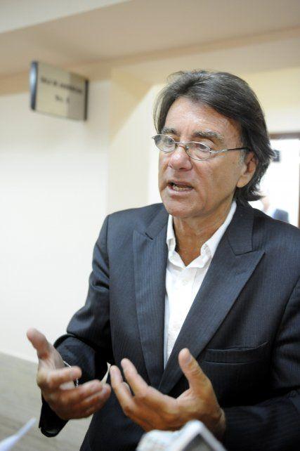 Voto decisivo. El ministro Daniel Erbetta argumentó el porqué del fallo.