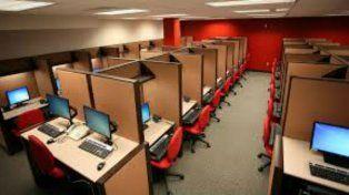 La Dirección de Seguridad Laboral realizó una inspección en una empresa de Mitre al 500