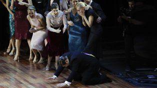 La gran final del Campeonato Mundial de Tango 2016