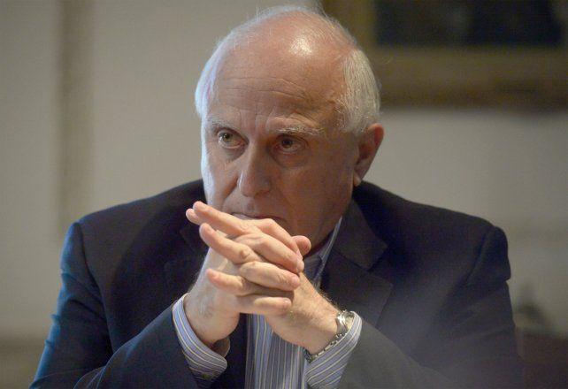 Lifschitz resaltó que el anterior gobierno no le dio al narcotráfico la importancia que tenía