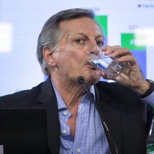 El ministro de Energía y Minería de la Nación, Juan José Aranguren.