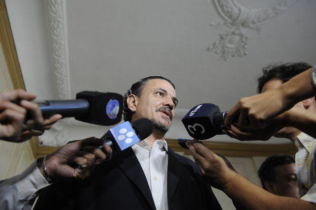 El diputado provincial Rubén Galassi cargó contra Jorge Lanata por su informe sobre la inseguridad en Rosario.