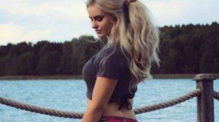 Enamorada de su cola, una profe sueca deslumbra con imágenes para mejorar los glúteos