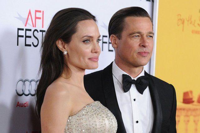 Angelina Jolie le pidió el divorcio a Brad Pitt por diferencias irreconciliables