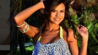 María del Mar se quita la ropa para un clip de una banda de cumbia