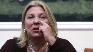 Carrió respaldó la denuncia penal presentada a partir del informe sobre Rosario del programa de Lanata