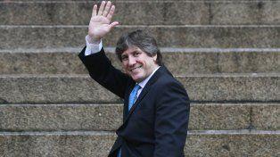 Boudou se opuso ante un juez federal a ser llevado a juicio por el caso Ciccone
