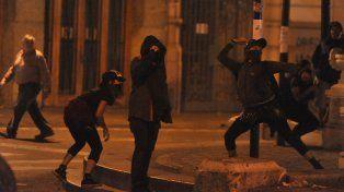 Pullaro no descartó infiltrados en los disturbios en la Marcha de Mujeres