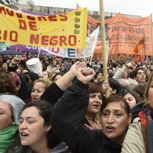 El último Congreso de Mujeres en Rosario tuvo una multitudinaria adhesión.