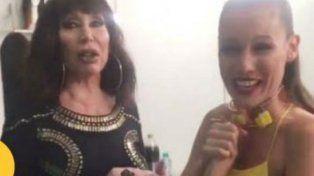 Moria reveló un consejo súper fácil y barato para maquillarse que se volvió viral