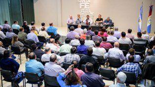 Demanda. Los municipales piden reabrir paritarias con un informe detallado sobre el fuerte incremento de la coparticipación a los municipios y a las comunas.