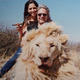 garfunkel justifico la matanza de animales diciendo que hasta mandela cazaba