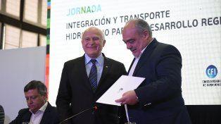Con la hidrovía Paraná-Paraguay tenemos en escena el federalismo del siglo XXI