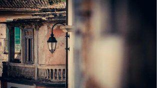 Imágenes de un pueblo fantasma de Italia abandonado tras un terremoto hace 35 años