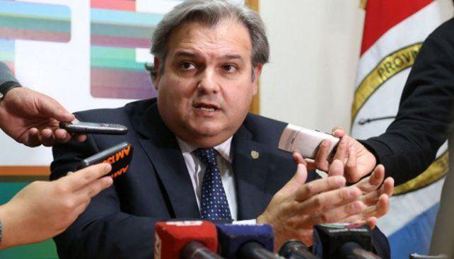 El gobernador puede no estar de acuerdo con las declaraciones de sus funcionarios
