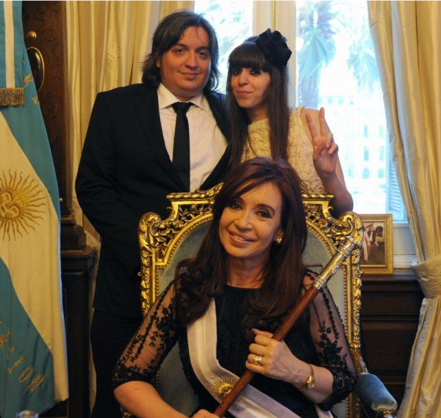 Fiscalía pidió el embargo preventivo del patrimonio de los hijos de Cristina Fernández