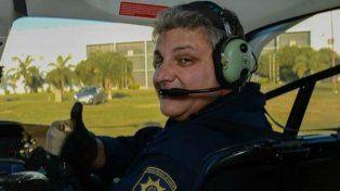 Scabuzzo se desempeñaba como responsable de la Brigada Aérea de la Policía provincial.