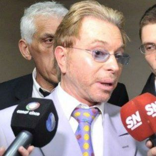Kentton al presentarse a la audiencia imputativa a principios de septiembre