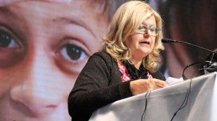 La ministra dijo que discutirán paritarias en la misma tónica que años anteriores.