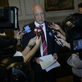 El presidente de la Cámara de Diputados provincial, Antonio Bonfatti, disparó contra el proyecto oficial de Ganancias.