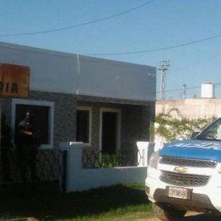 los habitantes de goya celebraron los allanamientos realizados por la policia de santa fe