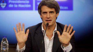 El exministro de Hacienda Alfonso Prat Gay saludó la designación de Javier González Fraga al frente del Banco Nación.