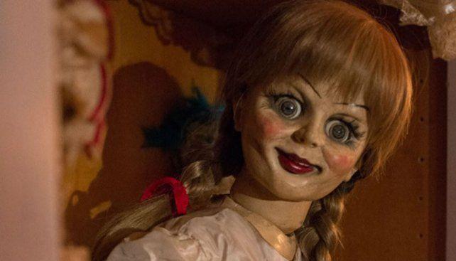 Sorprendente hallazgo al grabar el comportamiento de una muñeca.
