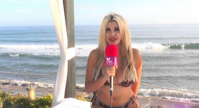 Charlotte Caniggia se disculpó tras referirse de manera despectiva a los ciudadanos paraguayos