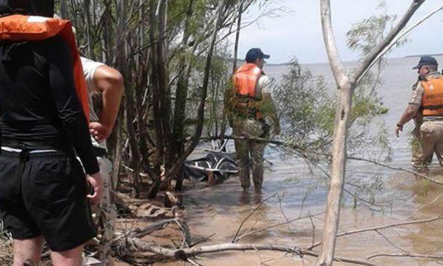 Los cuerpos y la lancha fueron encontrados por personal de Prefectura.